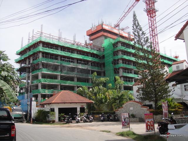 Southpoint Pattaya Condominium - 14 May 2014 - newpattaya.com