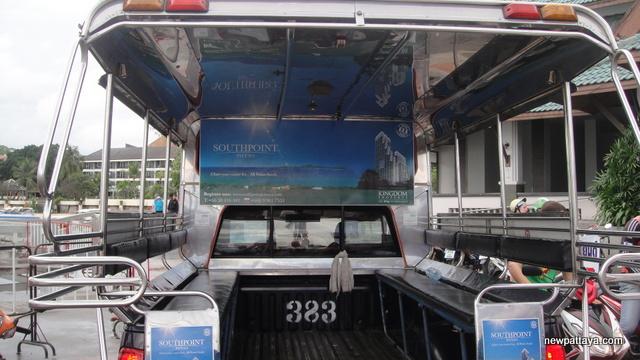 Southpoint Pattaya Condominium - 20 November 2012 - newpattaya.com