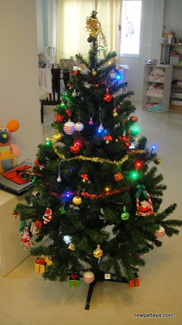 Christmas in Pattaya 2012 - 23 November 2012 - newpattaya.com