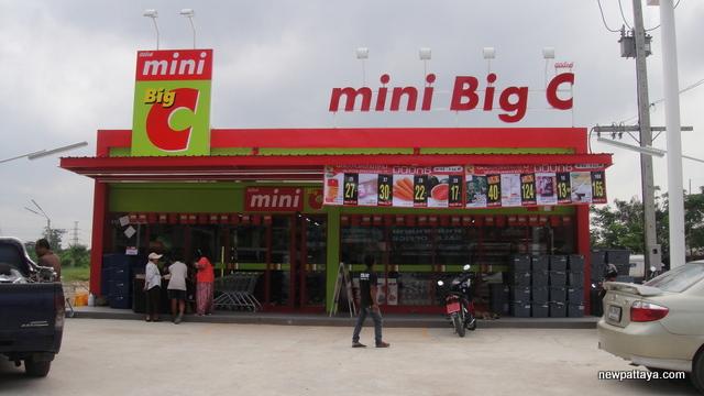 mini Big C Pattaya Grand Opening - 30 November 2012 - newpattaya.com