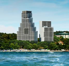 Southpoint Pattaya Condominium - Kingdom Property