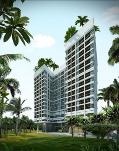Treetops Condominium Pattaya