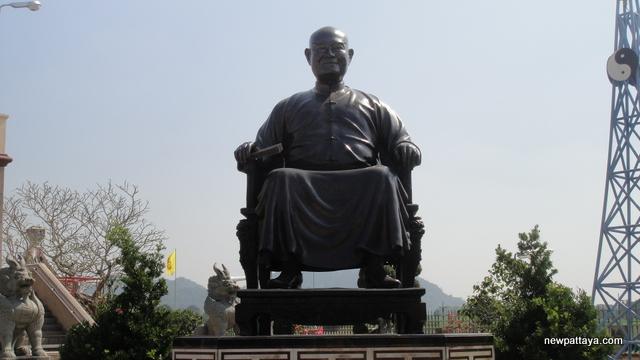 Viharn Sien Chinese Temple - Master Sa-nga Kulkobkiat