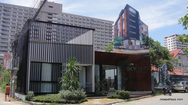 Skylight Condominium Jomtien - 2 May 2013 - newpattaya.com
