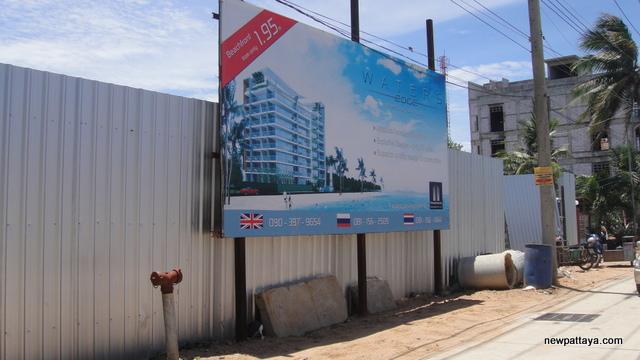 Water's Edge condominium - 13 August 2012 - newpattaya.com