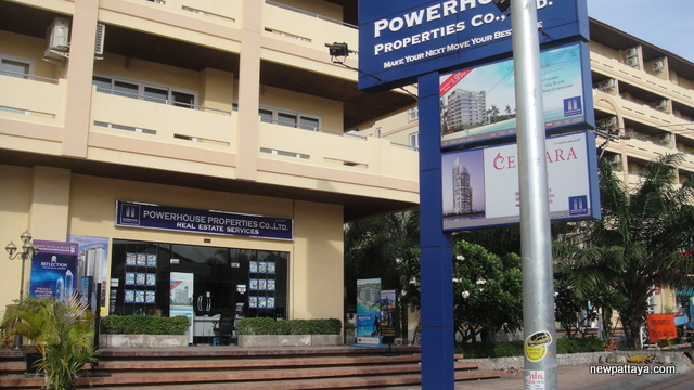 Powerhouse Properties Jomtien Second Road - 20 August 2012 - newpattaya.com
