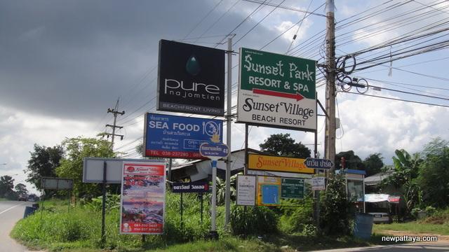 Pure Condominium Na Jomtien - 8 December 2012 - newpattaya.com