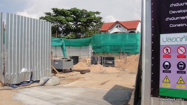 Water's Edge condominium - 8 December 2012 - newpattaya.com