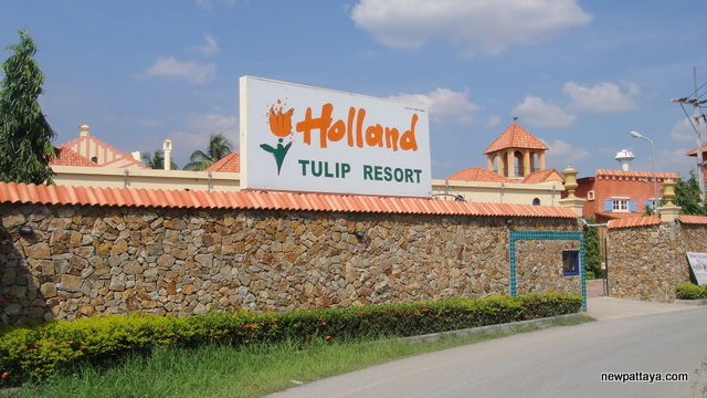 Holland Tulip Resort Pattaya - 17 December 2012 - newpattaya.com