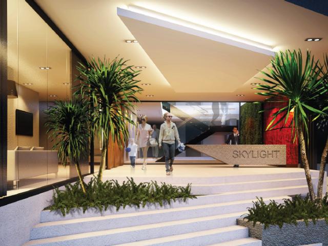 Skylight Condominium Jomtien