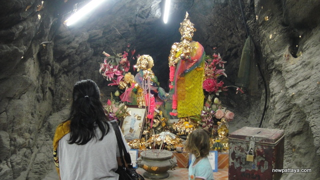 A shrine dedicated to Guan Yin