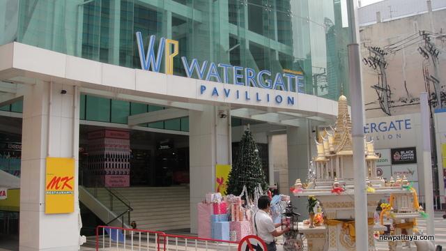 Watergate Pavillion Shopping Complex - 4 January 2013 - newpattaya.com