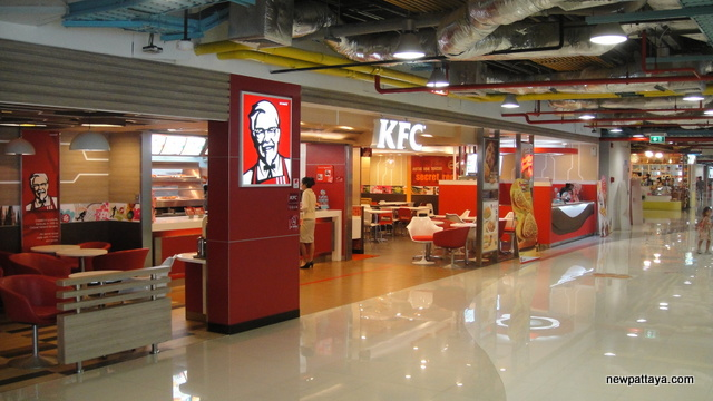 KFC at Watergate Pavillion Shopping Complex - 4 January 2013