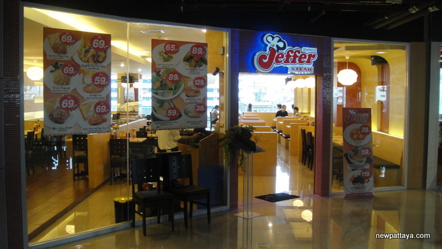 Jeffer Steak at Watergate Pavillion Shopping Complex - 4 January 2013