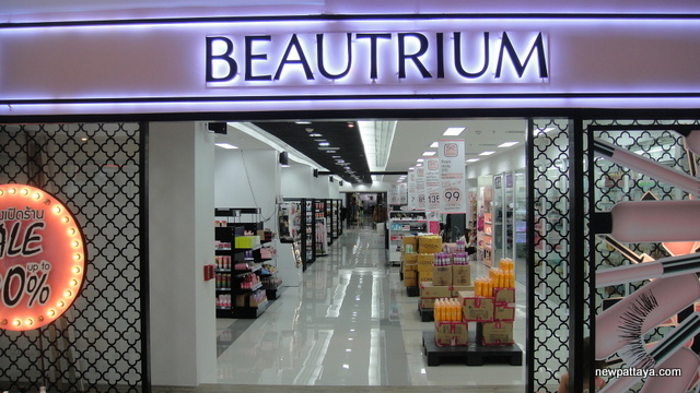 BEAUTRIUM at Watergate Pavillion Shopping Complex - 4 January 2013