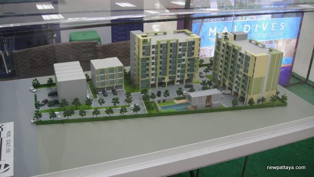 The Green Living Boulevard - 26 November 2013 - newpattaya.com