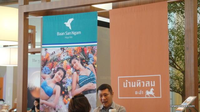 Sansiri exhibition at Siam Paragon - 16 february 2013 - newpattaya.com