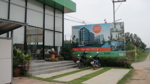 The Green Living Condo - 23 February 2013 - newpattaya.com