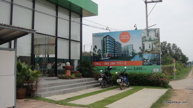 The Green Living Condo - 23 February 2013 - newpattaya.com