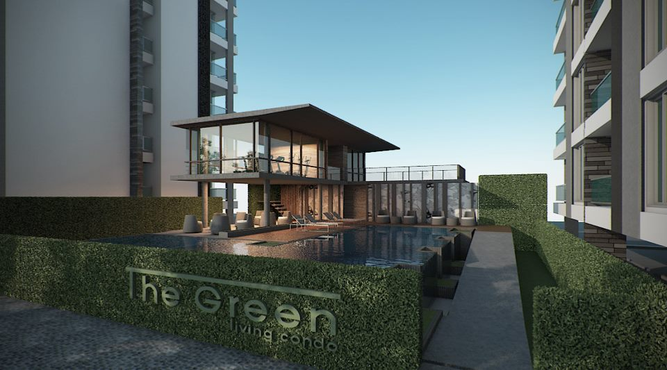 The Green Living Condo