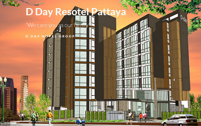 D Day Resotel Pattaya