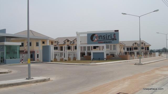 Censiri Town Laem Chabang - 26 February 2013 - newpattaya.com