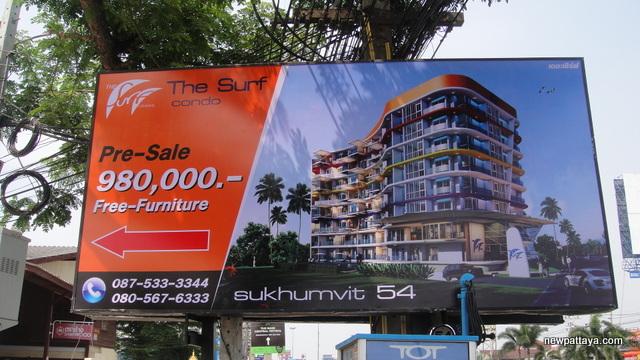 The Surf Condo Pattaya - 5 March 2013 - newpattaya.com
