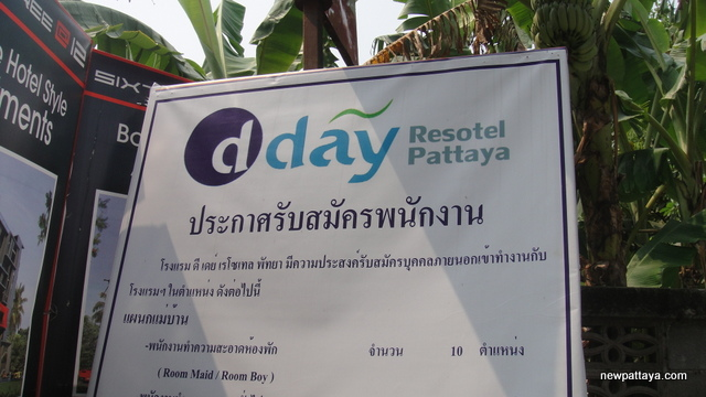 D Day Resotel Pattaya - 8 March 2013 - newpattaya.com