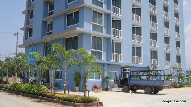 B2 Hotel Jomtien - 18 March 2013 - newpattaya.com