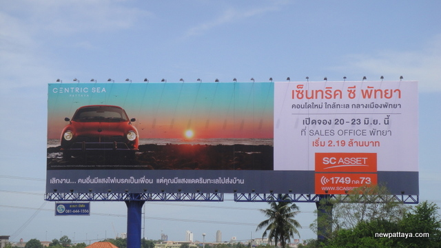 Centric Sea Pattaya - 15 June 2013 - newpattaya.com