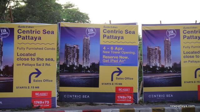 Centric Sea Pattaya - 28 March 2014 - newpattaya.com