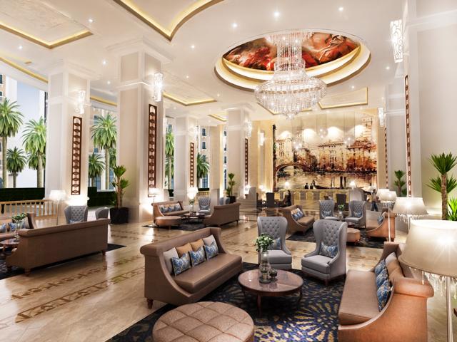 Hotel D'Acqua Pattaya