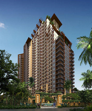 Savanna Sands Condominium Jomtien Pattaya
