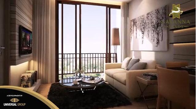 Savanna Sands Condominium Jomtien Pattaya