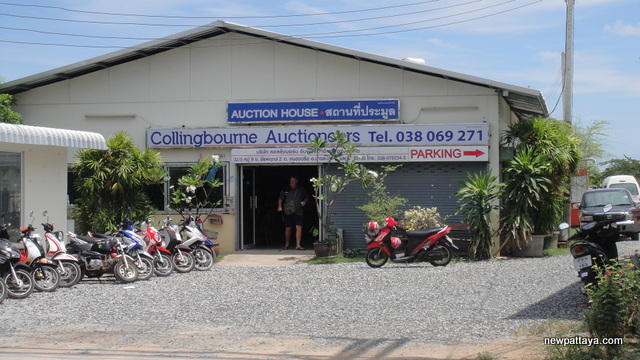 Collingbourne Auctioneers - 26 April 2013 - newpattaya.com