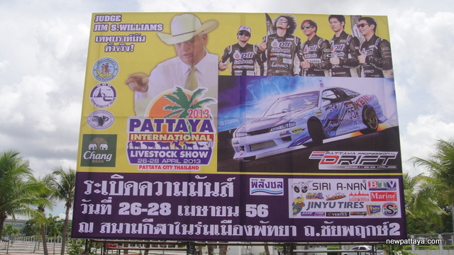 Pattaya International Livestock Show 2013 - 26 April 2013 - newpattaya.com