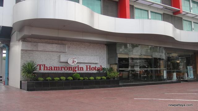 Thamrongin Hotel - 28 April 2013 - newpattaya.com