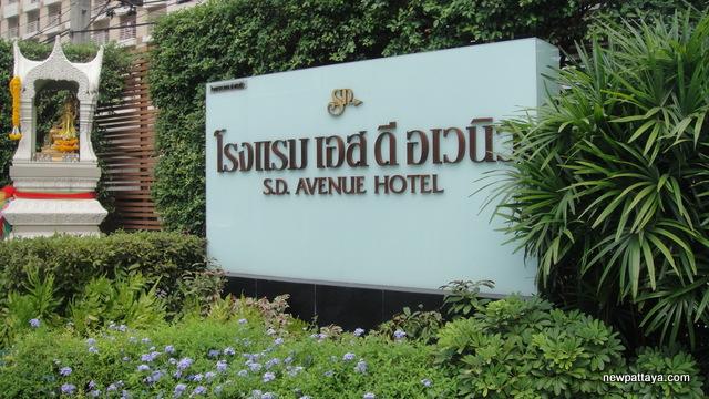 S.D. Avenue Hotel - 28 April 2013 - newpattaya.com