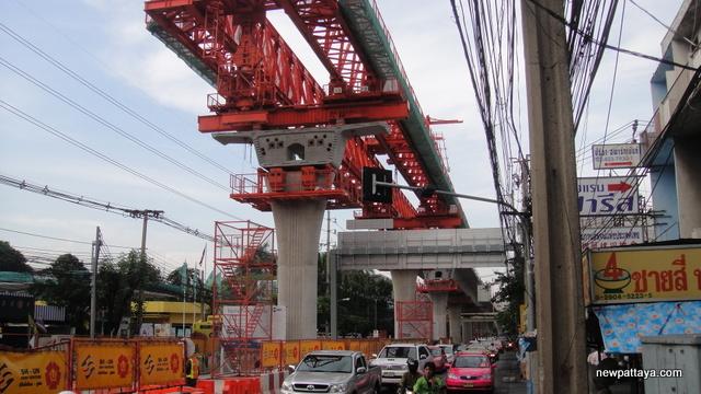 MRT Blue Line Extension Part 2 - 28 April 2013 - newpattaya.com