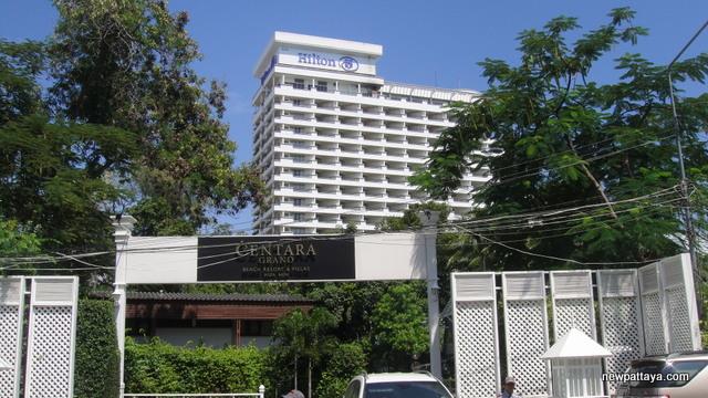 Hilton Hua Hin and Centara Grand Beach Resort & Villas Hua Hin