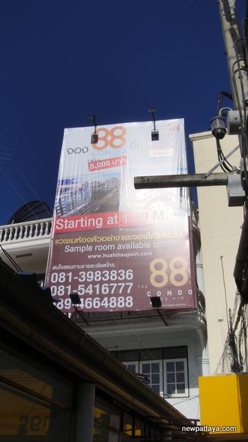 The 88 Condo Hua Hin - October 2012 - newpattaya.com