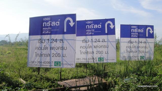 The Trust Hua Hin - October 2012 - newpattaya.com