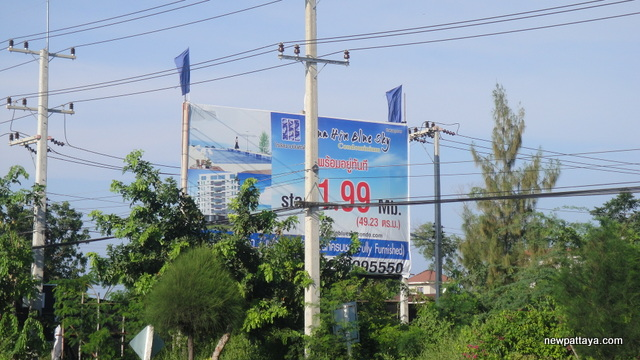 Hua Hin Blue Sky Condominium - October 2012 - newpattaya.com