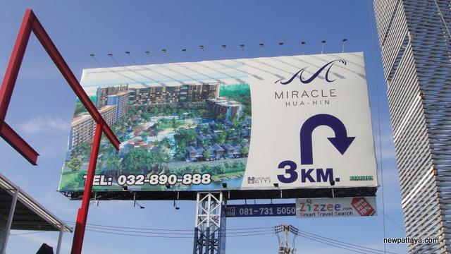 Miracle Hua Hin - October 2012 - newpattaya.com