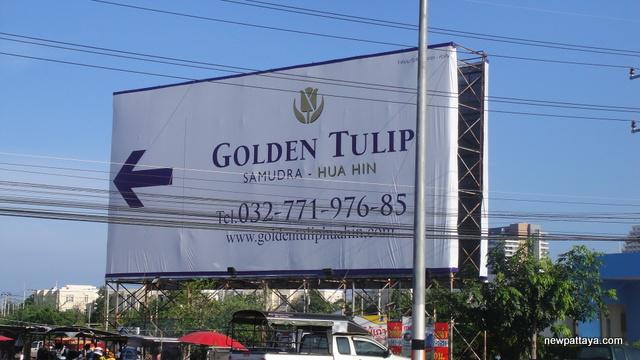 Golden Tulip Samudra Hua Hin - October 2012 - newpattaya.com