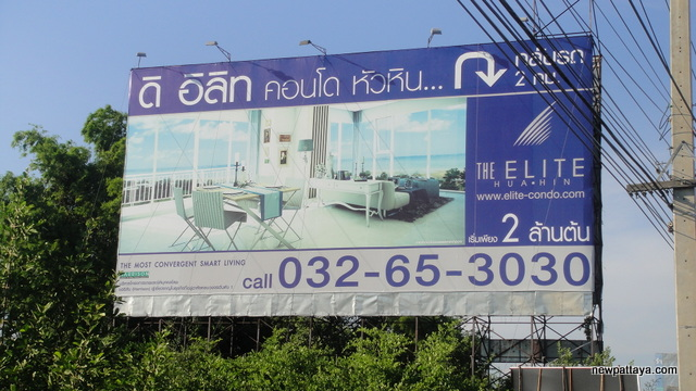 The Elite Hua Hin - October 2012 - newpattaya.com