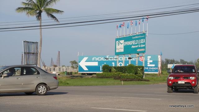 Springfield Sea Resort & Spa - October 2012 - newpattaya.com