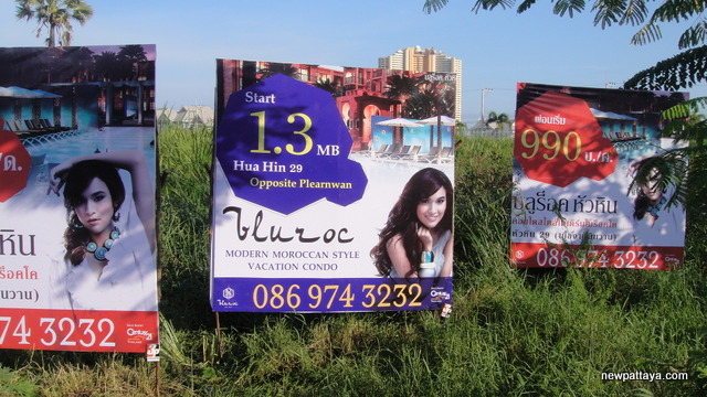 Roadside ads - October 2012 - newpattaya.com