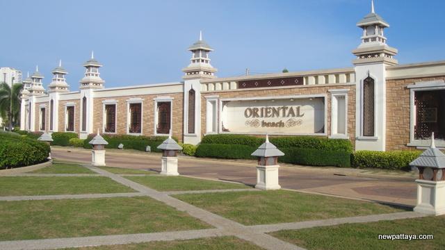 Oriental Beach - October 2012 - newpattaya.com