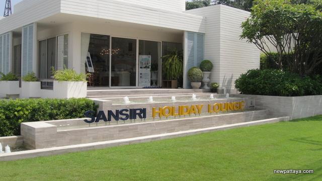 Sansiri Holiday Lounge - October 2012 - newpattaya.com